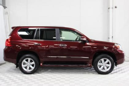 Captivating ... 2012 LEXUS GX460 PREMIUM   RED ON BEIGE 2 ...