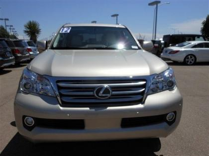 2012 LEXUS GX460 BASE - GOLD ON BEIGE 2