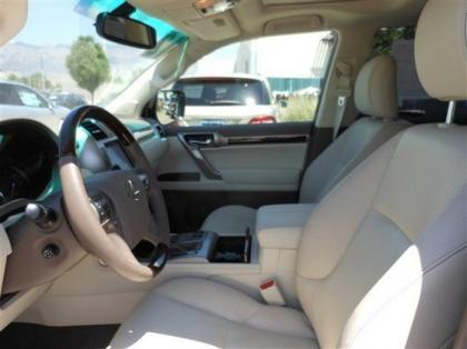 2012 LEXUS GX460 BASE - GOLD ON BEIGE 4