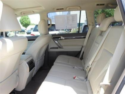 2012 LEXUS GX460 BASE - GOLD ON BEIGE 6