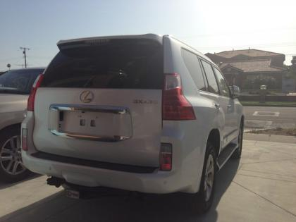 2013 LEXUS GX460 PREMIUM - WHITE ON BEIGE 4