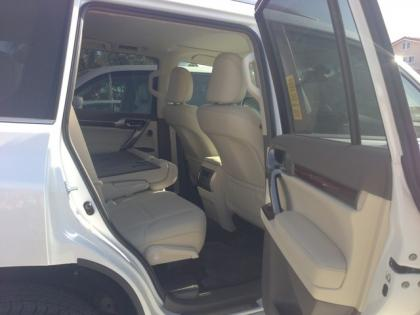 2013 LEXUS GX460 PREMIUM - WHITE ON BEIGE 8