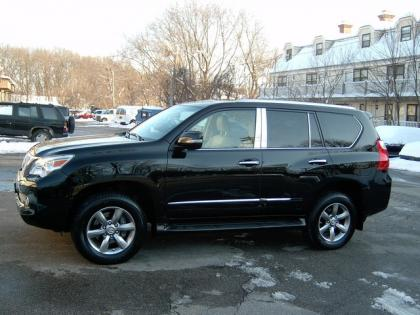 2013 LEXUS GX460 PREMIUM - BLACK ON BEIGE