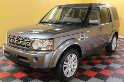 2010 LAND ROVER LR4 HSE - GRAY ON BEIGE 2