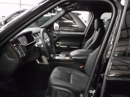 2014 LAND ROVER RANGE ROVER HSE - BLACK ON BLACK 2