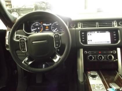 2014 LAND ROVER RANGE ROVER HSE - BLACK ON BLACK 7