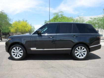 2013 LAND ROVER RANGE ROVER HSE - GRAY ON BLACK 3