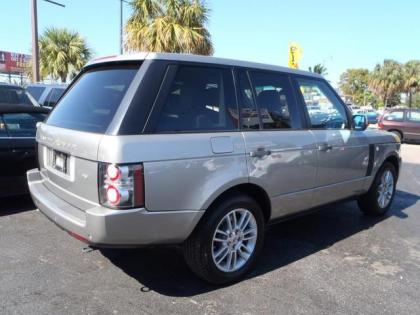 2010 LAND ROVER RANGE ROVER HSE - GRAY ON BEIGE 7