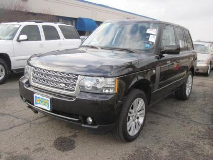2010 LAND ROVER RANGE ROVER HSE LUX - BROWN ON BROWN 8