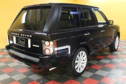 2010 LAND ROVER RANGE ROVER SC - BLACK ON BEIGE 3