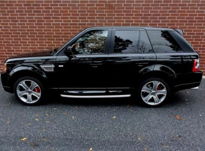 Export Used 2013 LAND ROVER RANGE ROVER SPORT SUPERCHARGED ...