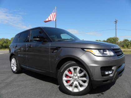 2014 LAND ROVER RANGE ROVER SPORT SUPERCHARGED DYNAMIC - GRAY ON GRAY