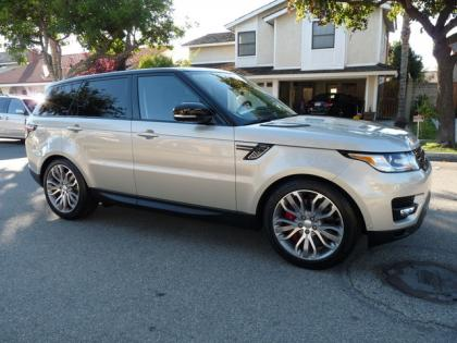Used Range Rover Sport >> Export Used 2014 Land Rover Range Rover Sport Supercharged