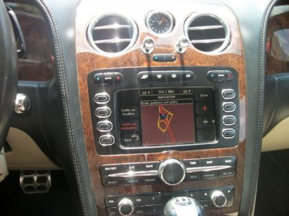 2004 BENTLEY CONTINENTAL GT - RED ON BEIGE 4
