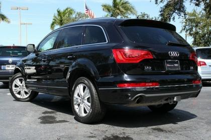 Export Used 2011 Audi Q7 3 0tdi Black On Gray