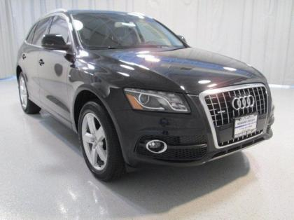 2012 AUDI Q5 3.2 QUATTRO - BLACK ON BLACK