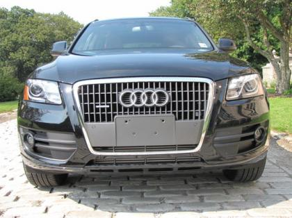 2012 AUDI Q5 2.0T - BLACK ON ORANGE