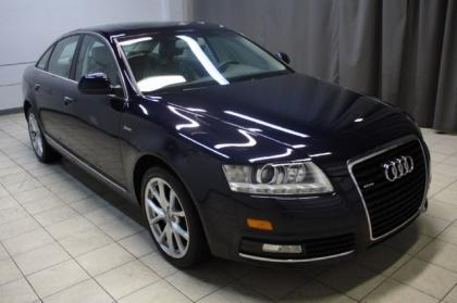 2010 AUDI A6 3.0T QUATTRO - BLUE ON BEIGE