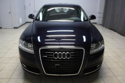 2010 AUDI A6 3.0T QUATTRO - BLUE ON BEIGE 2