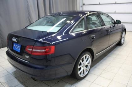 Export Used 2010 Audi A6 3 0t Quattro Blue On Beige