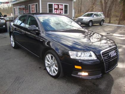 2010 AUDI A6 3.0T QUATTRO - BLACK ON BLACK