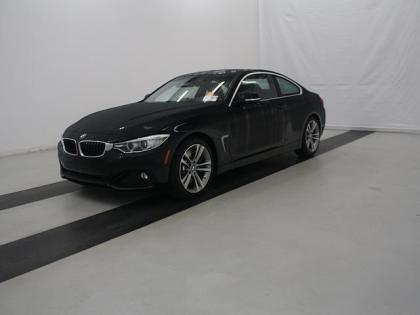 2015 BMW 435 I - BLACK ON BLACK