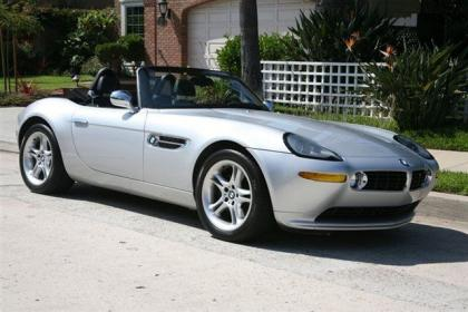 Export Used 2002 Bmw Z8 Base Silver On Black