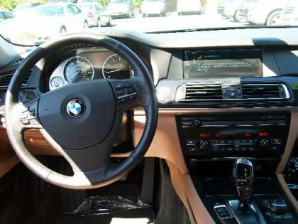 Export Used 2011 BMW 750LI XDRIVE - BLACK ON BEIGE