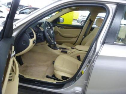 2014 BMW X1 28IXDRIVE - BEIGE ON BEIGE 3