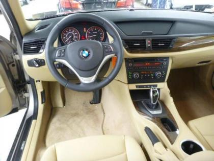 Export Used 2014 Bmw X1 28ixdrive Beige On Beige