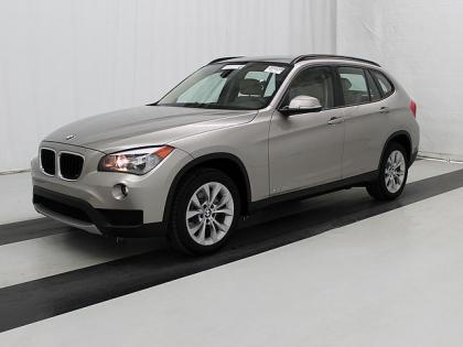 2014 BMW X1 28IXDRIVE - BEIGE ON BEIGE 8