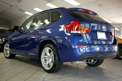 2013 BMW X1 XDRIVE28I - BLUE ON RED 3