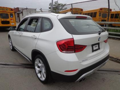 2014 BMW X1 BASE - WHITE ON BLACK 3