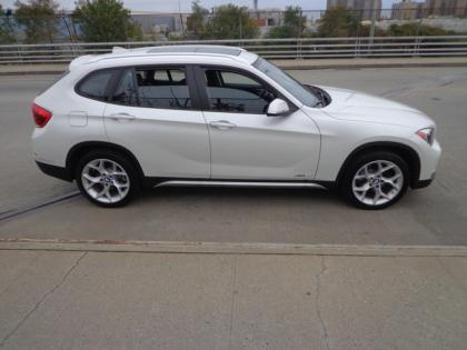Export Used 2014 Bmw X1 Base White On Black