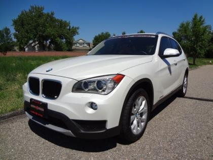 2013 BMW X1 XDRIVE28I - WHITE ON BEIGE