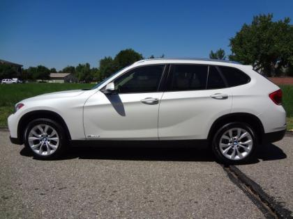 Export Used 2013 Bmw X1 Xdrive28i White On Beige