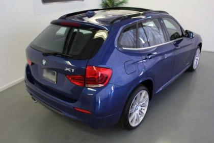 Export Used 2013 Bmw X1 Sdrive28i Blue On Black