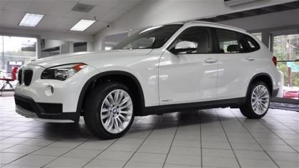 2015 BMW X1 SDRIVE28I - WHITE ON BEIGE
