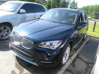 2013 BMW X1 XDRIVE35I - BLACK ON BROWN