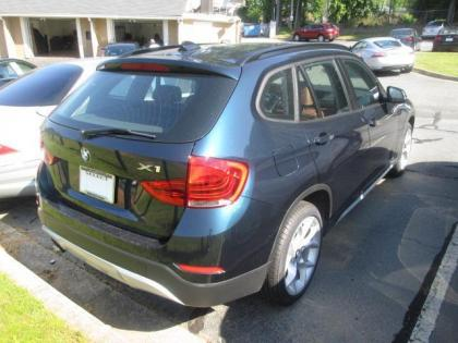 2013 BMW X1 XDRIVE35I - BLACK ON BROWN 3