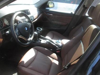 2013 BMW X1 XDRIVE35I - BLACK ON BROWN 4