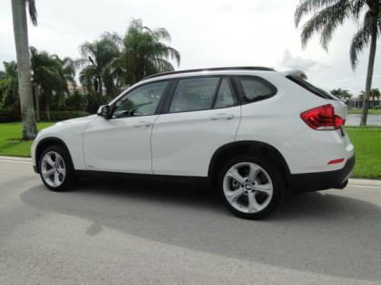 Export Used 2013 Bmw X1 Xdrive35i White On Beige