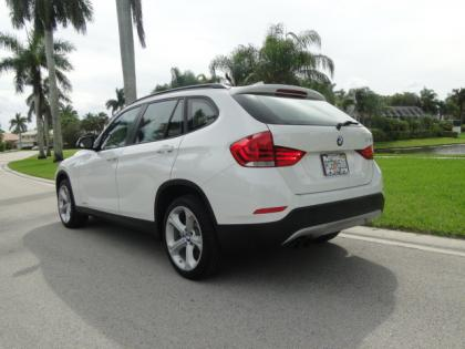2013 BMW X1 XDRIVE35I - WHITE ON BEIGE 4