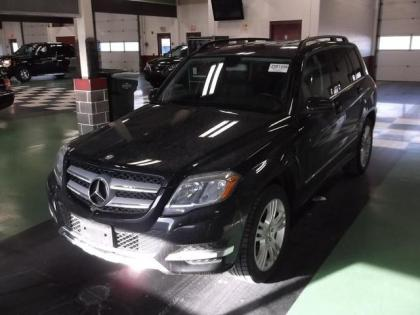 2013 MERCEDES BENZ GLK350 W2 - BLACK ON BLACK