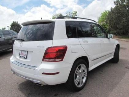 2013 MERCEDES BENZ GLK350 4MATIC - WHITE ON BLACK 2