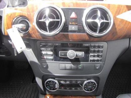 2013 MERCEDES BENZ GLK350 4MATIC - WHITE ON BLACK 6