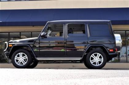 Export used 2013 mercedes benz g550 4matic black on black for 2013 mercedes benz g550 for sale