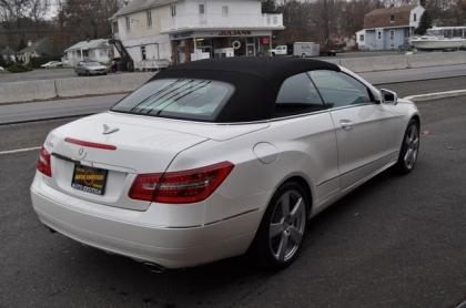 Export used 2013 mercedes benz e350 convertible white on for Used mercedes benz e350 convertible