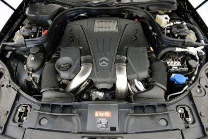 2013 MERCEDES BENZ CLS550 BASE - BLACK ON BLACK 8