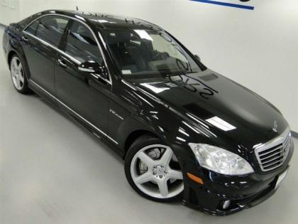 2007 MERCEDES BENZ S65 V12 BITURBO - BLACK ON BLACK 1